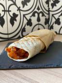 Doner Azerbejdżanski z kurczaka w lawaszu XL