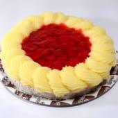 Torta de frutilla con pastelera (1 ud.)