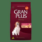 Gran Plus Menu Light Perro Adulto Sabor Pollo & Arroz 15 Kg