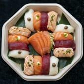Sashimi & nigiri box (20 uds.