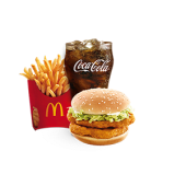 Double McChicken® Medium Meal