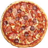 Pizza Trenta Ultra Piccante Ø 30cm