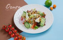 Салат овочевий з сиром Фета (240г)