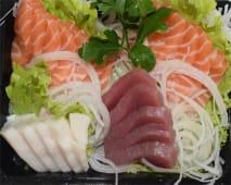 A2. Sashimi Misto 25 Peças