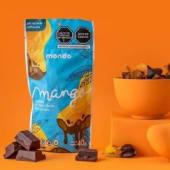 Mango cubierto en chocolate bitter Mondo Snacks