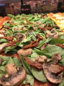 Pizza Vegan (blat integral)