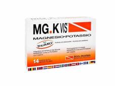 Mg.K Vis Magnesio e Potassio 14 bustine