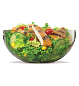 Chicken Crispy Salad