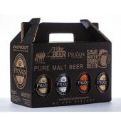 8 Cervejas Variadas 33cl (uma de cada 2,3€ uni)