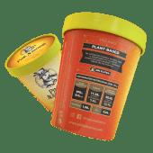 Helado vegano de mango tropical (450 ml.)
