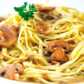 Fettuccini Ai Funghi