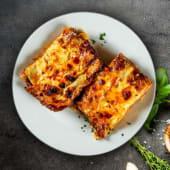 Roulette lasagne