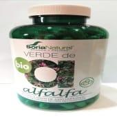 Verde de Alfalfa Bio (240 cápsulas) (630 mg.)