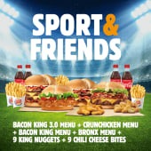 Sport&Friends (x 4 persone)