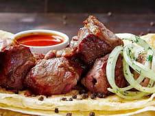 Шашлик зі свинини (200г )