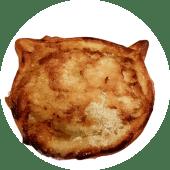 Empanada de dulce de membrillo