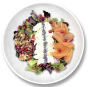 Ensalada de Salmon Y Mozzarella