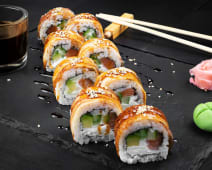 Canadian (sushi roll)