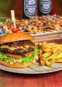 Melbourne Burger (Buey 100% Certificado)