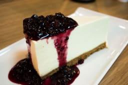 Mama's cheesecake