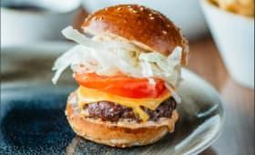 Miniburger Menu za klince