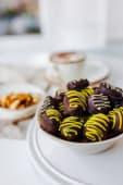 Fructe in ciocolata