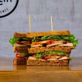 Streat Club Sandwich