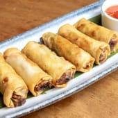 Rollitos de verdura con salsa agridulce ( 12 uds.)