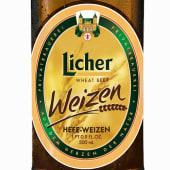 Cerveza de Trigo Licher(330 ml.)