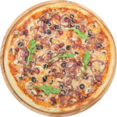 Піца Ортолана (34см)