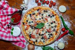 Pizza Tonno mare