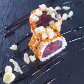 Spicy tuna roll (8 uds.)