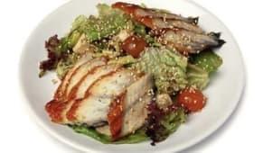 Салат №282 З вугрем, авокадо, пекінською капустою (140г)