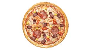 Піца 4 м'яса (440г)