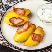 Картопля зі шпондером (200/50г)