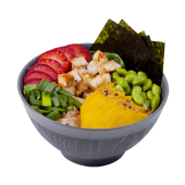 POKE BOWL VEGETARIAN