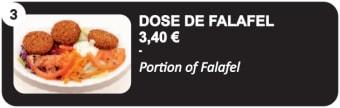 Dose de Falafel