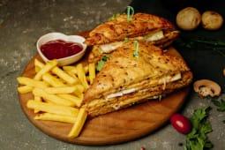 Клаб-сэндвич с курицей (350г)