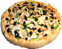 Pizza natura