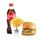 Бургер Клаб XL меню