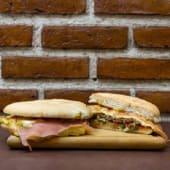 2x1 hamburguesas completas XXL con doble carne