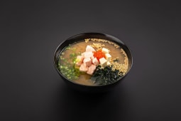 Суп місо-шіро з лососем (400г)