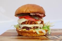 Big One Chicken Burger