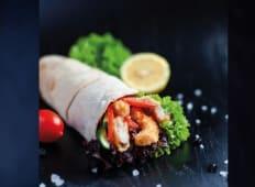 Kebab cu creveti