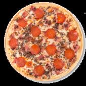 Pizza tutto carne (familar)