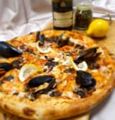 Pizza mari e monti Ø33cm