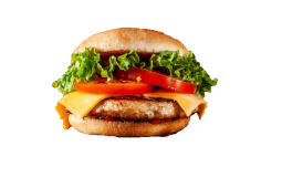 Бургер з яловичиною (380г)