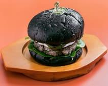 Black bun (encre seiche)