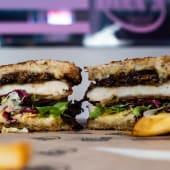 Single Mel's Sandwich