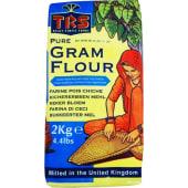Farinha de grao-bico 2kg